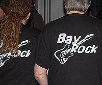Der Verein BayRock e.V. organsisierte den Event