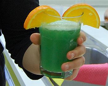 Ein guter Drink schmeckt auch ohne Alkohol.