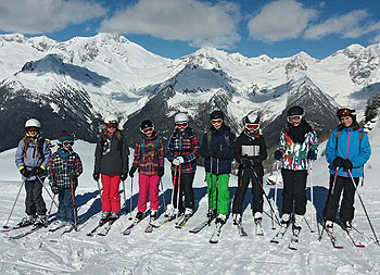 Das Ahrntal ist in Südtirol.