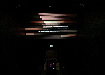 Eine Computeranimation hilft durch Goethes Faust.