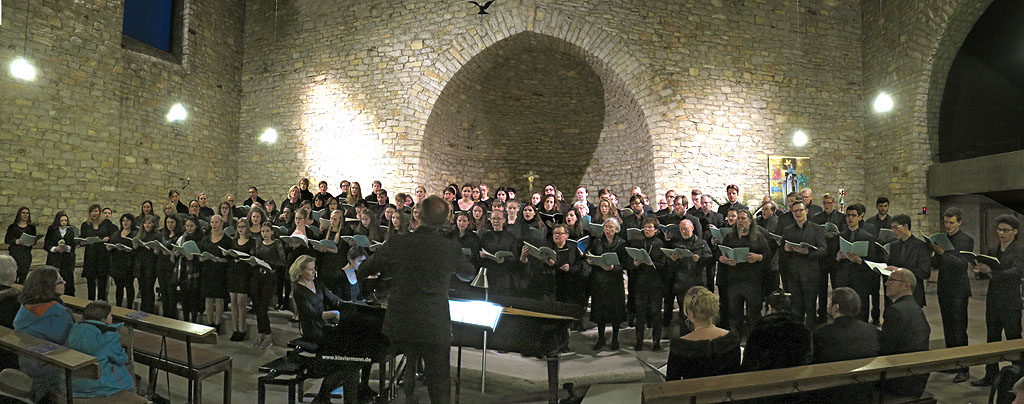 """Die St. Hedwig Kirche ist für Mozarts """"Requiem"""" passend wie kein anderer Spielort."""