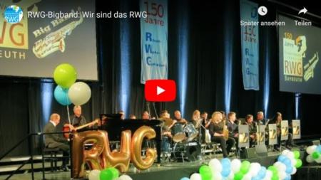 """RWG-Bigband - """"Wir sind das RWG"""""""