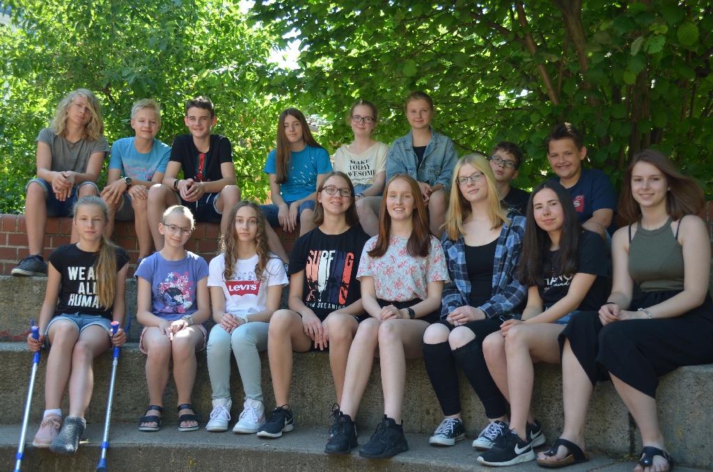 """Kurs """"Chemieexperten"""" - Förderung besonders naturwissenschaftlich begabter Schülerinnen und Schüler am RWG"""