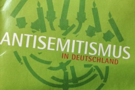 """""""Antisemitismus in Deutschland"""" - ein Vortrag im Iwalewahaus"""