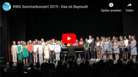 RWG Sommerkonzert 2019 - Das ist Bayreuth