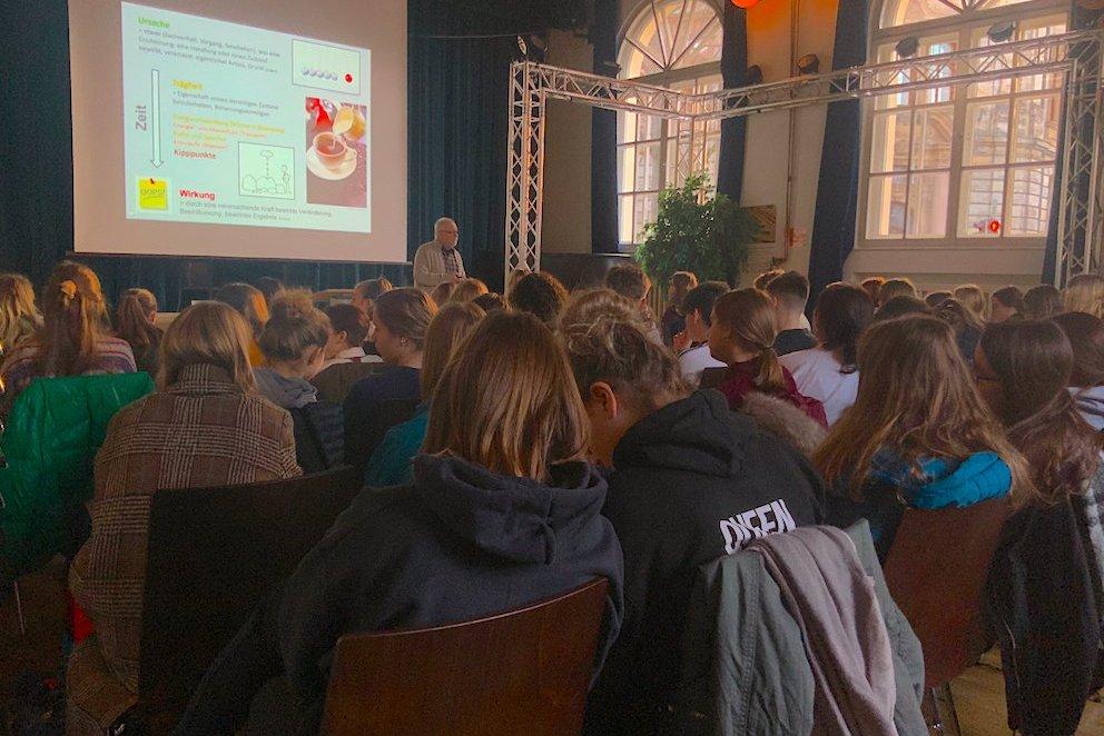 Uni goes RWG –  Vortrag über neue Forschungsergebnisse zum Klimawandel in Bayreuth