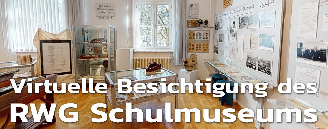 Virtuelle Besichtigung des RWG-Schulmuseums