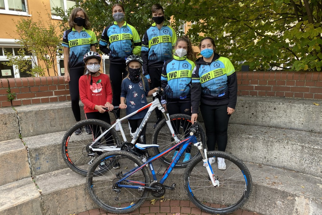 Mountainbike Fun-Nachmittag der 6.Klassen