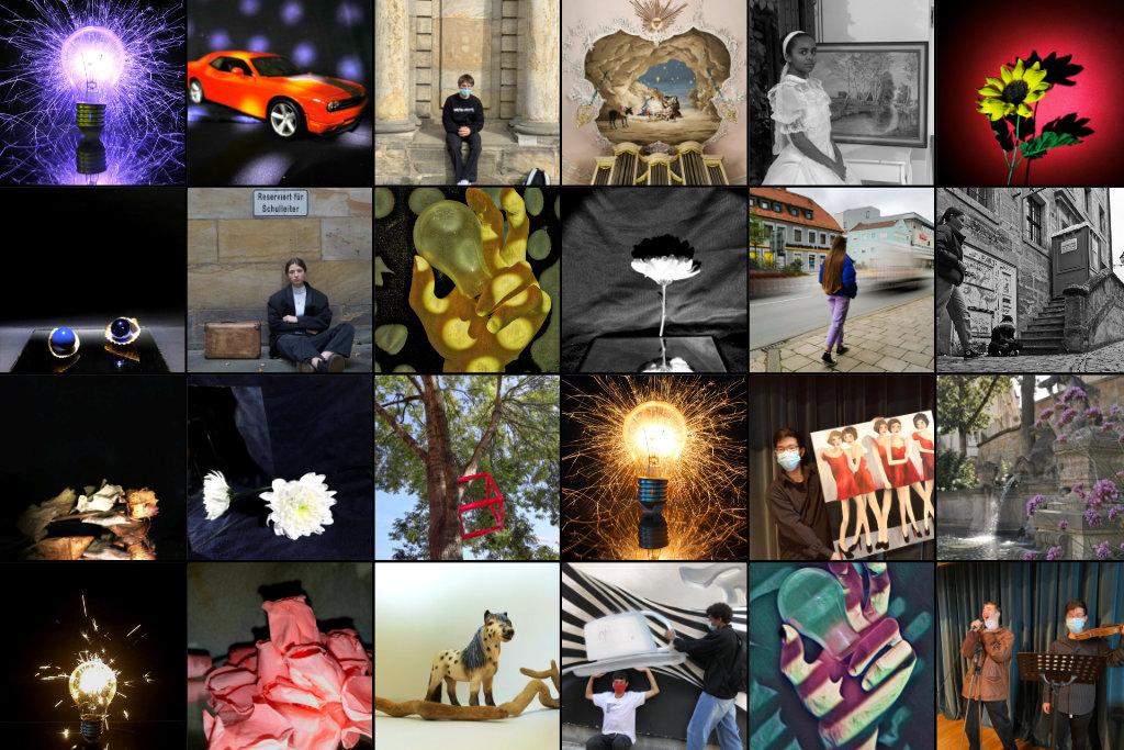 """Neujahrsausstellung """"Profil Fotographie"""""""