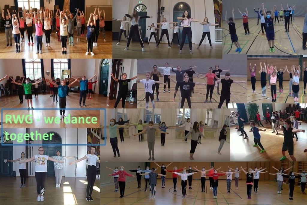 RWG- we dance together!